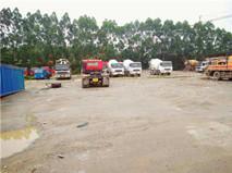 西乡塘区北湖连畴村2队,园艺路中约12亩硬化场地招租