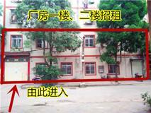 良庆区玉洞一楼、二楼厂房、仓库招租,可做加工厂