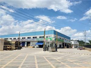 兴宁区邕武路京鸿基市场内1000平厂房仓库招租,层高12米,可装航吊