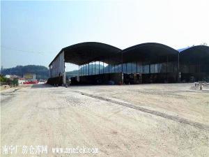 良庆区那马镇银海大道旁200亩已硬化场地、厂房招租