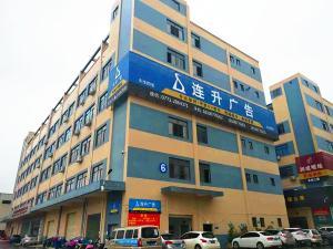 江南区鸿基工业园混凝土框架结构三层大型厂房仓库招租