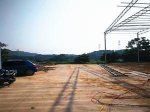 西乡塘区科园大道钢架结构厂房仓库,有意者欢迎来电