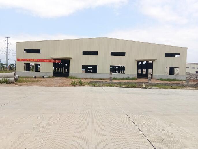 玉林北流市民安镇一级公路边工业园区厂房仓库、场地招租