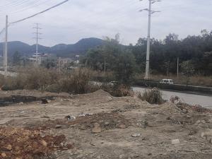 石埠兴贤村上邓坡(高斯特有限公司)附近大约10亩场地招租,可分租