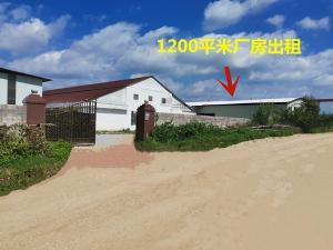兴宁区昆仑大道五塘高速路口旁1200平米厂房出租,可进出13米大车